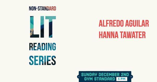 12/9/18 Non-Standard Lit w/ Hanna Tawater