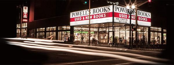 Reptilia now available at Powell's City of Books
